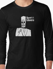 Godfather Manuel Calavera Long Sleeve T-Shirt