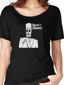 Godfather Manuel Calavera Women's Relaxed Fit T-Shirt