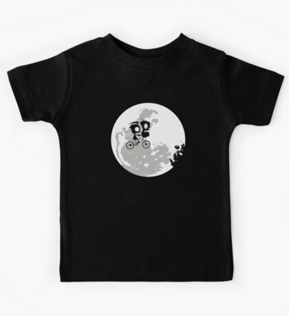 Dib and the E.T Kids Tee