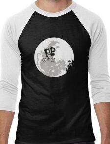 Dib and the E.T Men's Baseball ¾ T-Shirt
