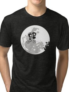 Dib and the E.T Tri-blend T-Shirt
