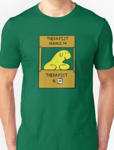 Hand Bananas Therapist Service T-Shirt