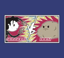 Scissors Vs Rock T-Shirt