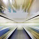 Escalator to heaven by Jayson Gaskell