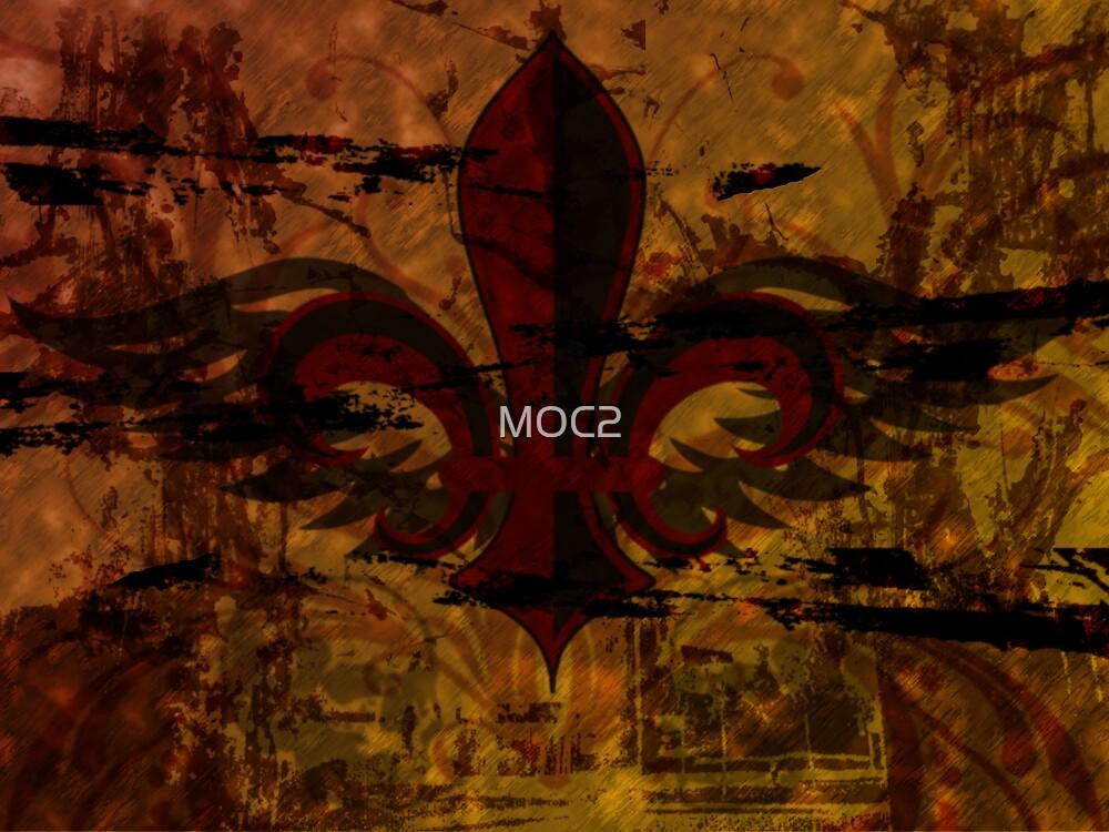 Fleur De Grunge by MOC2