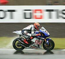 British Moto Grand Prix 3 by Stewart Laker