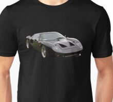 Ford GT40 in black Unisex T-Shirt
