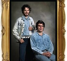Flight of the Conchords  by djcc