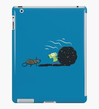 Dung Roller Katamari iPad Case/Skin