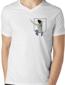 Uncharted Mens V-Neck T-Shirt