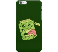 Slimer in a Jar iPhone Case/Skin