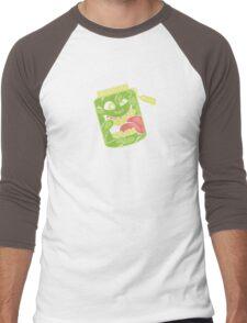 Slimer in a Jar Men's Baseball ¾ T-Shirt