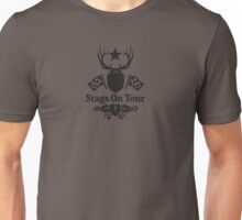 Stags On Tour - Stag Do - Karting T-Shirt Unisex T-Shirt