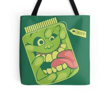 Slimer in a Jar Tote Bag