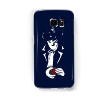 Nothing left unsolved (White) Samsung Galaxy Case/Skin