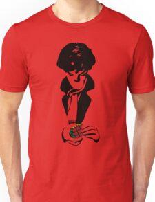 Nothing left unsolved (black) Unisex T-Shirt