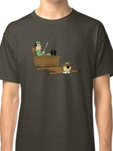 Yogi Bear rug Classic T-Shirt