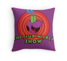 The Flux Wildly Show Throw Pillow