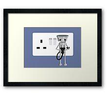 Imported Chibi Robo  Framed Print