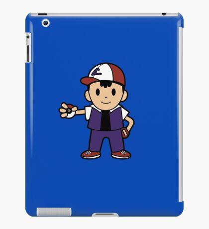 Earthboundamon iPad Case/Skin