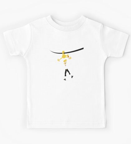 Rubber chicken with a pulley in the middle Kids Tee