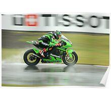 British Moto Grand Prix 1 Poster