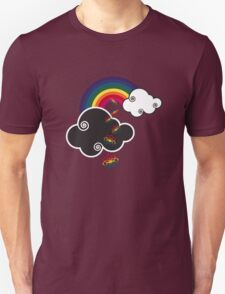 Every Cloud Has A Rainbow Unisex T-Shirt