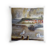 Whitby Delights Throw Pillow