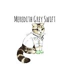 Doctor Meredith Grey Swift by teatimetay13