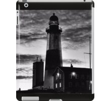 Montauk Point Light iPad Case/Skin