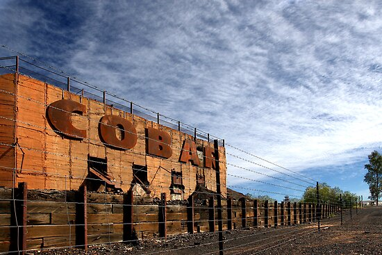 Cobar by Mark Ingram