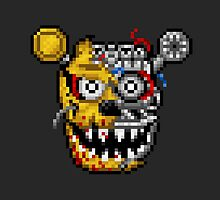 I am still here. - Five Nights at Freddy's 3 - Pixel art by GEEKsomniac