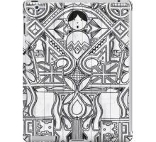 Locked Out Of Heaven iPad Case/Skin