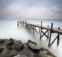 The Pier  by Zdrojewski