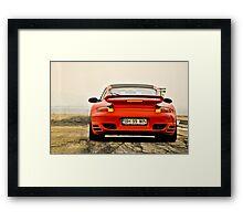 911 Turbo...1000hp Framed Print