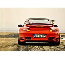 911 Turbo...1000hp Photographic Print