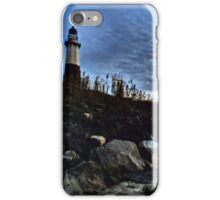 Montauk light iPhone Case/Skin