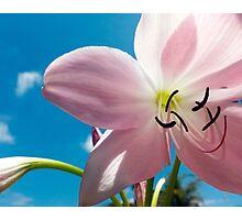 Flower Close-up Photographic Print