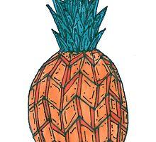 Pineapple by RndmGear