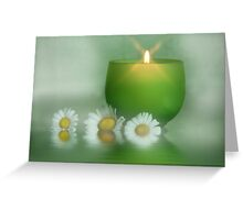 Soft Light Greeting Card