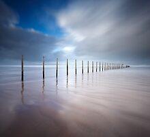 Portstewart beach  Northern Ireland by Zdrojewski