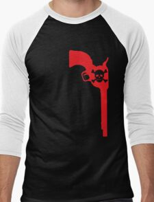 DEADLY TOOLS Men's Baseball ¾ T-Shirt