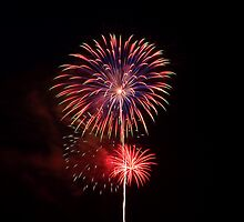 Fireworks by casephotography