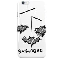 Bat Mobile iPhone Case/Skin