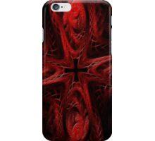 Surfer's Cross iPhone Case/Skin
