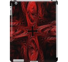 Surfer's Cross iPad Case/Skin