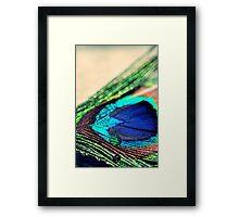 Waterdrop Framed Print