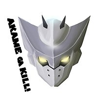 Akame ga Kill! - Incursio (Bulat / Tatsumi) by Rawkie