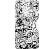 The Outerspace Conundrum iPhone Case/Skin