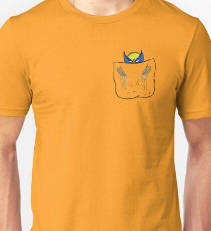 POCKET HEROES - WOLVERINE Unisex T-Shirt